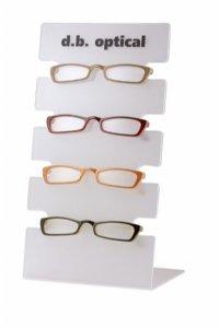 Display voor brillen